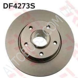 trw DF4273S задний без подшипника